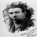 אברהם וינץ מראשי השומר הצעיר ברוסיה בגירושו בטשקנט אחרי שביתת רעב של 24 ימים-PHZPR-1252529.png