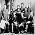 אגודת סטודנטים יהודים- רוסים בברלין ( ת.מ. 1890 ) עומדים מימין לשמאל - נחמן סירק-PHG-1001714.png