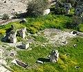 חצר עיר עתיקה של רמלה על יד מגדל הלבן.JPG