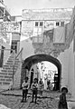 רחוב יא', צפת של שנות ה40.jpg