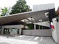フランス大使館正面玄関.jpg