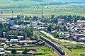 客车K277驶出博克图镇 - panoramio.jpg