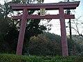 竜口神社の鳥居 - panoramio.jpg