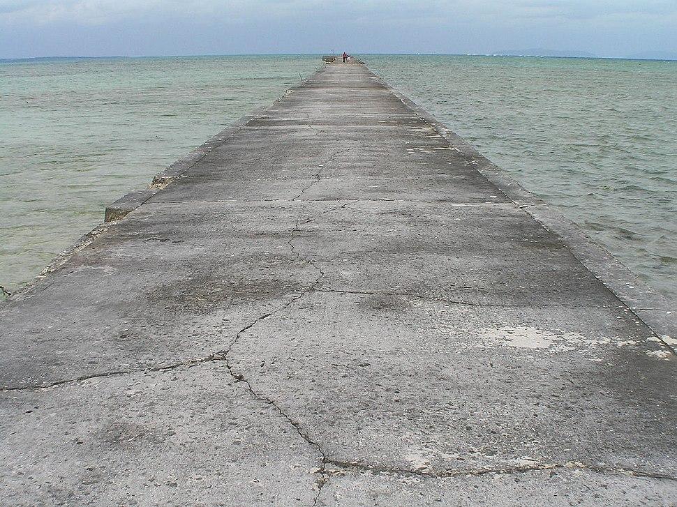 黒島の伊古桟橋P1243533
