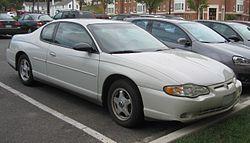 2000-2005 Chevrolet Monte Carlo