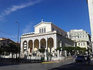Catholic Church in Greece