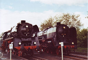 German Steam Locomotive Museum - Image: 031010+01118 DDM