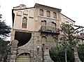 045 Casa Barbey, façana c. Manuel Raspall (la Garriga).JPG
