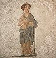 0 Mosaïque représentant 'Calliope' - Pal. Massimo à Rome.JPG