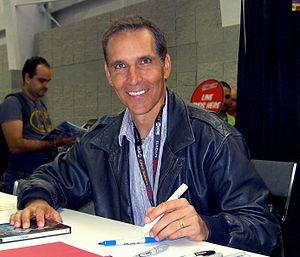 Todd McFarlane - McFarlane at the 2011 New York Comic Con