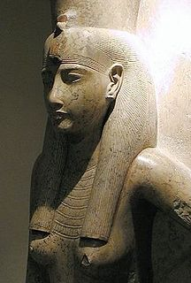 Egyptian deity