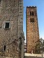 127 Església de Sant Pere de Vilamajor i la Torre Roja, campanar.jpg