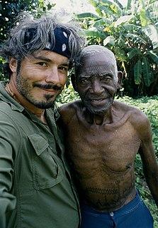 Lars Krutak American anthropologist