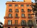 144 Edifici del pg. de Colom 1, façana pl. Antonio López.JPG