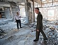 160801-D-PB383-016 US-General Joseph F. Dunford Jr. tours parts of the Turkish Grand National Assembly that were destroyed during the failed July 15 coup in Ankara.JPG