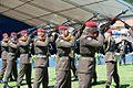 16 obljetnica vojnoredarstvene operacije Oluja 05082011 Pocasno zastitna bojna pocasno ceremonijalni program 391.jpg