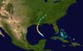 1879 Atlantic hurricane 4 track.png