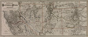 California and Nevada Railroad