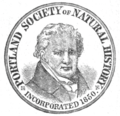 1892 Portland Society of Natural History Maine USA.png