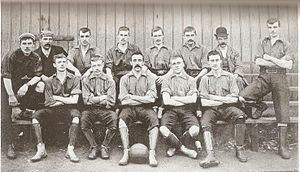 1893–94 Burslem Port Vale F.C. season - The Burslem Port Vale team in 1894.