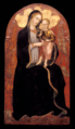 18 Andrea di Bartolo. Madonna and Child. 1410-1415, (110x50) Princeton University Art Museum.png