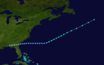 1911 Atlantic tropical storm 1 track.png