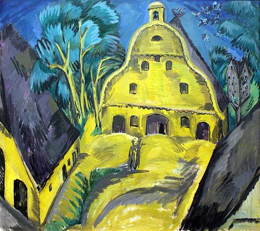 1913 Kirchner Gut Staberhof auf Fehmarn anagoria