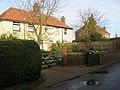 1920s cottages on Swardeston Lane - geograph.org.uk - 1602907.jpg