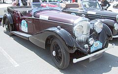 Bentley 4¼ Litre