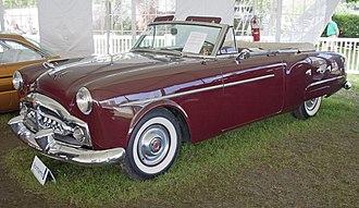 Packard 200 - 1952 Packard 250 convertible