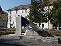1956 Memorial by Dávid Tóth (2006). - Gyöngyös, Hungary.JPG