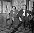 1958 visite d'une délégation INRA au Haras du Pin Cliché Jean Joseph Weber-7-1.jpg