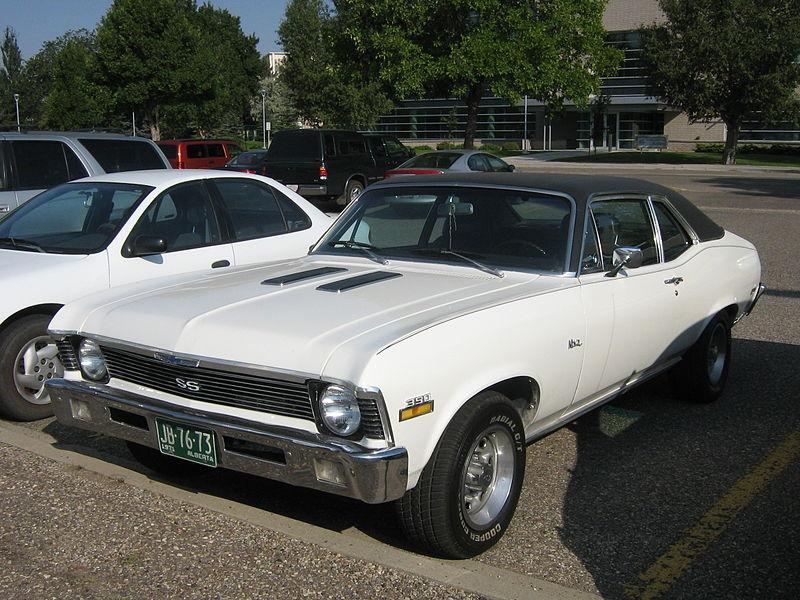 File:1971 Chevrolet Nova SS (3880447678).jpg