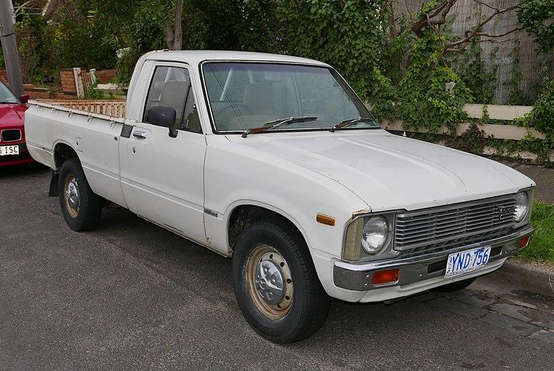 Toyota Hilux Born Neo