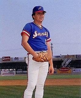 Paul Gibson (baseball) American baseball player