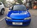1992-1993 Mitsubishi Colt (CAO) GLX Hatchback (29-06-2018) 04.jpg