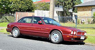 Jaguar XJ (X300) - Jaguar XJ Sport