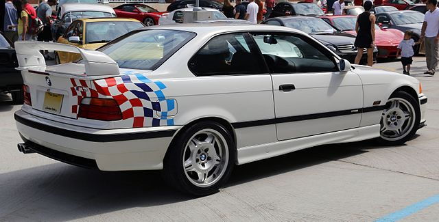 BMW M3 Lightweight (E36)