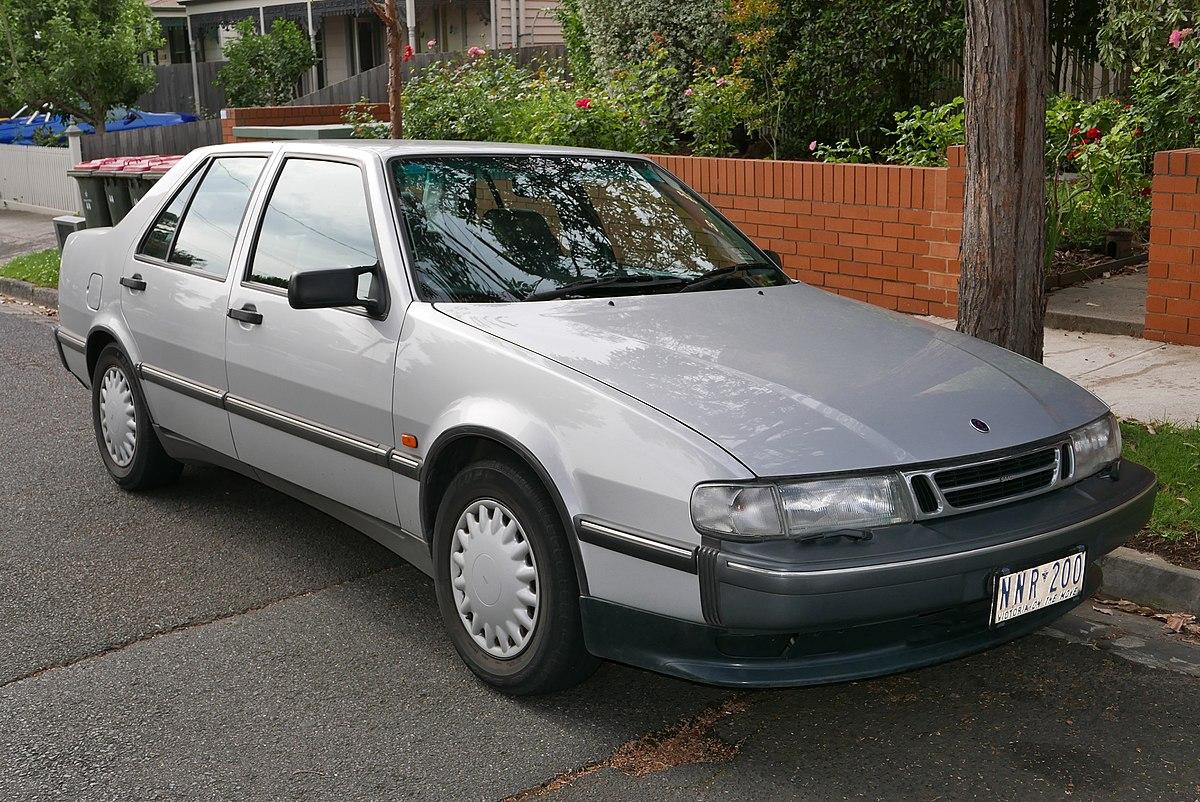 Px Saab Cd I Sedan