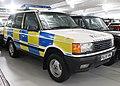 1997 Land Rover Range Rover 4.0 (Police Armed Response Vehicle).jpg