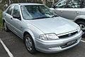 1999-2001 Ford Laser (KN) LXi sedan 06.jpg