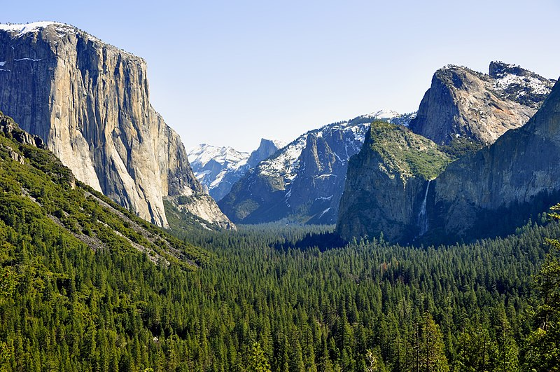 File:1 yosemite valley tunnel view 2010.JPG