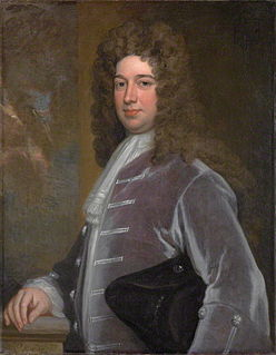 Evelyn Pierrepont, 1st Duke of Kingston-upon-Hull English nobleman and politician