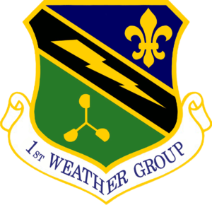 1st Weather Group - 1st Weather Group Patch