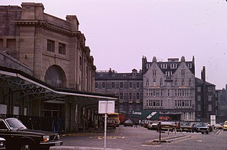 British Transport Hotels - Image: 20. Station Hotel, Aberdeen 001 1