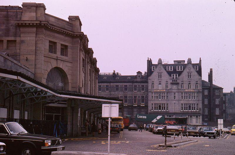 Hotel Station Aberdeen