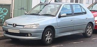 Peugeot 306 Motor vehicle