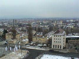 Vue over Kassel