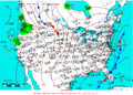 2006-04-09 Surface Weather Map NOAA.png