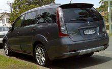 Mitsubishi Grandis - Wikipedia